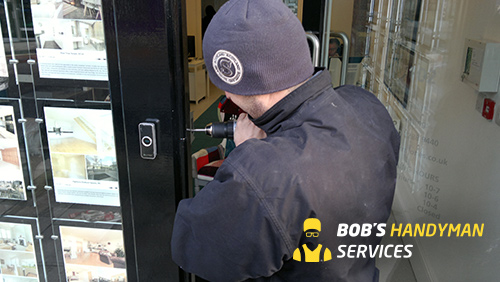 Bob's Handyman Locksmiths London