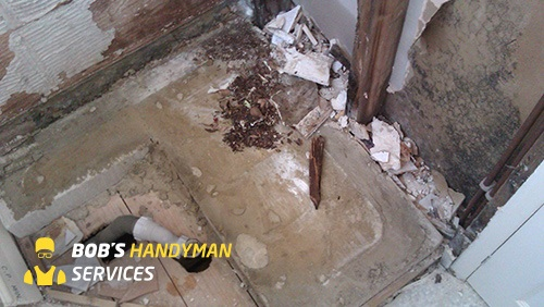 Water Damage Repair in London